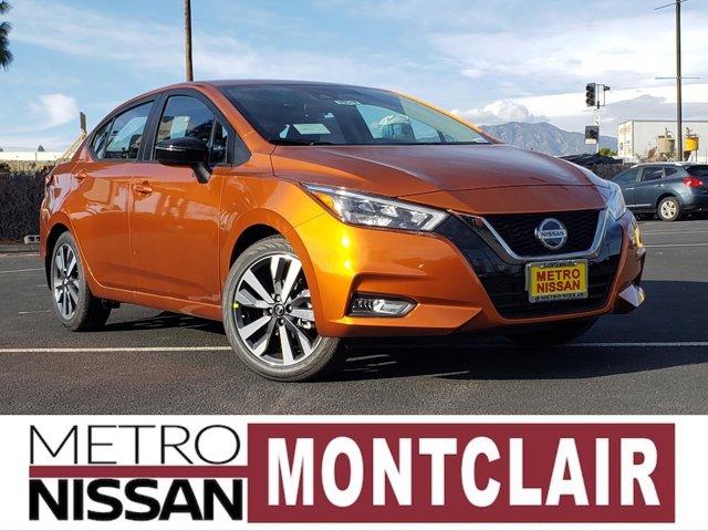 2021 Nissan Versa SR SR CVT Regular Unleaded I-4 1.6 L/98 [1]
