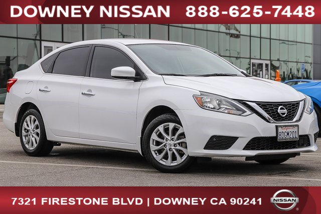 2018 Nissan Sentra SV SV CVT Regular Unleaded I-4 1.8 L/110 [11]