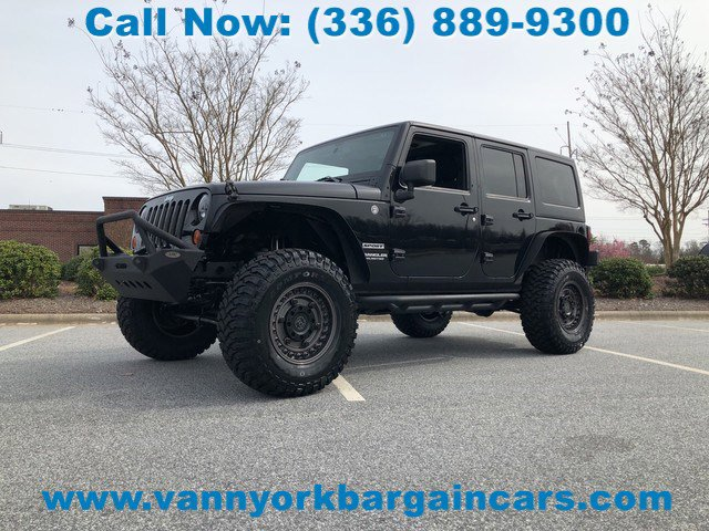 Used 2013 Jeep Wrangler Unlimited in High Point, NC