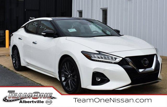 New 2020 Nissan Maxima in Albertville, AL