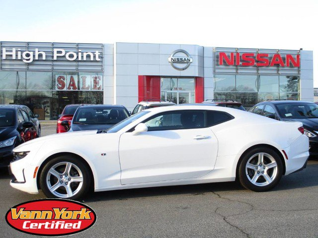 Used 2019 Chevrolet Camaro in High Point, NC