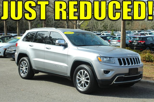 Used 2015 Jeep Grand Cherokee in Tallahassee, FL