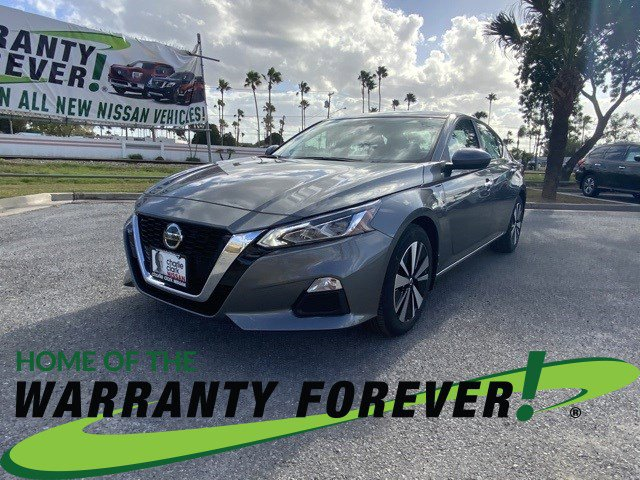 2021 Nissan Altima 2.5 SV 2.5 SV Sedan Regular Unleaded I-4 2.5 L/152 [2]