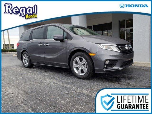 New 2020 Honda Odyssey in Lakeland, FL