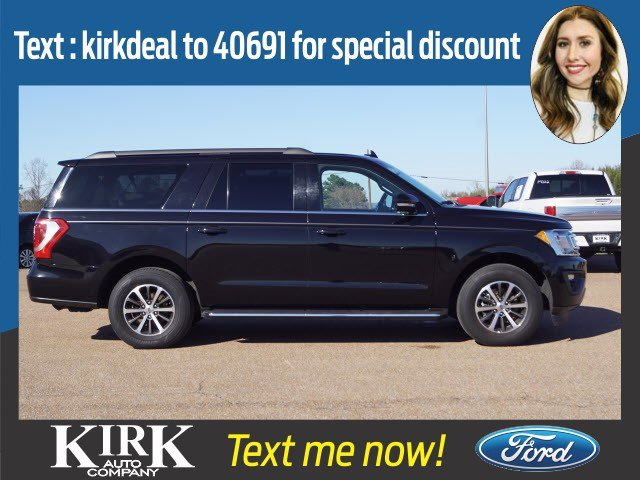 Used 2019 Ford Expedition Max in Grenada, MS
