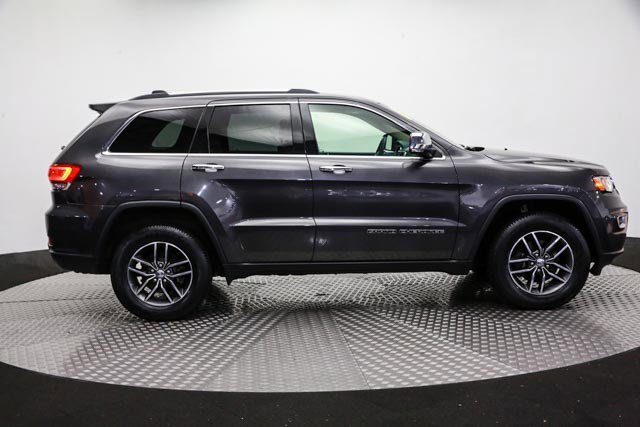 2017 Jeep Grand Cherokee for sale 123313 3