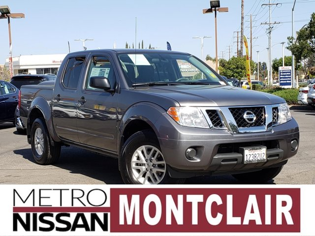 2019 Nissan Frontier SV Crew Cab 4x2 SV Auto Regular Unleaded V-6 4.0 L/241 [2]