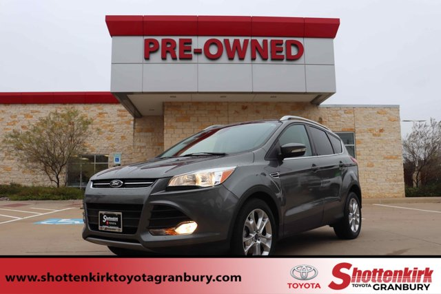 Used 2014 Ford Escape in Weatherford, TX