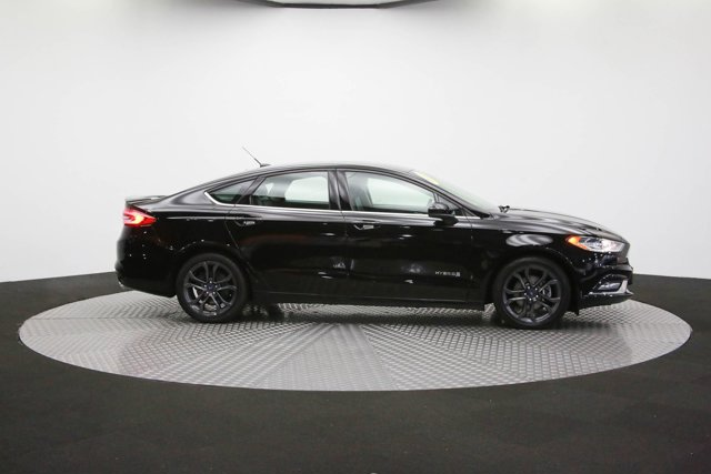 2018 Ford Fusion Hybrid for sale 124604 40