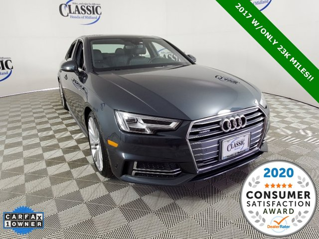 Used 2017 Audi A4 in Midland, TX
