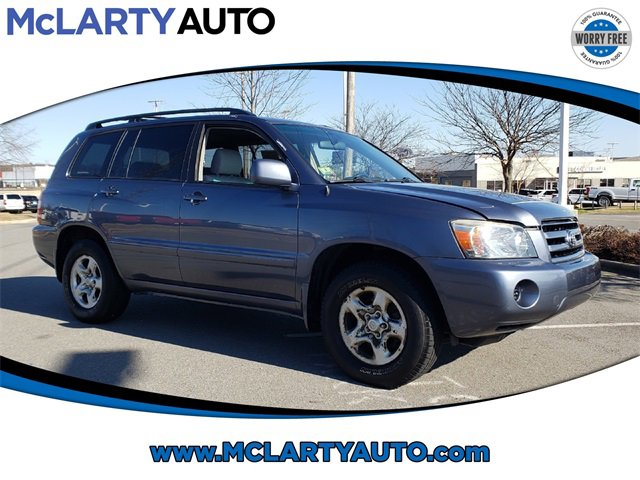 Used 2004 Toyota Highlander in North Little Rock, AR