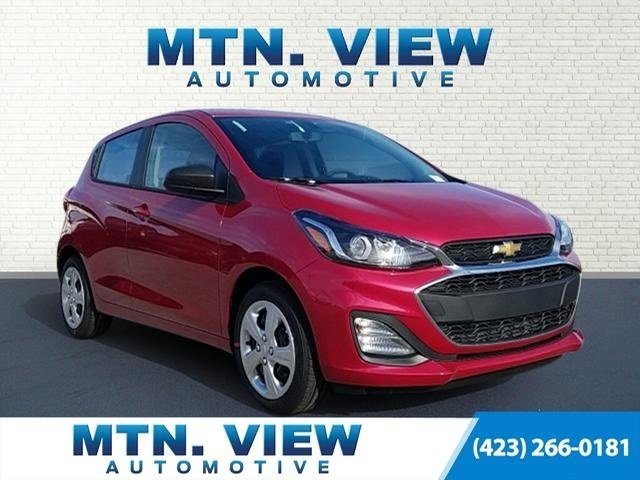 New 2020 Chevrolet Spark in Chattanooga, TN