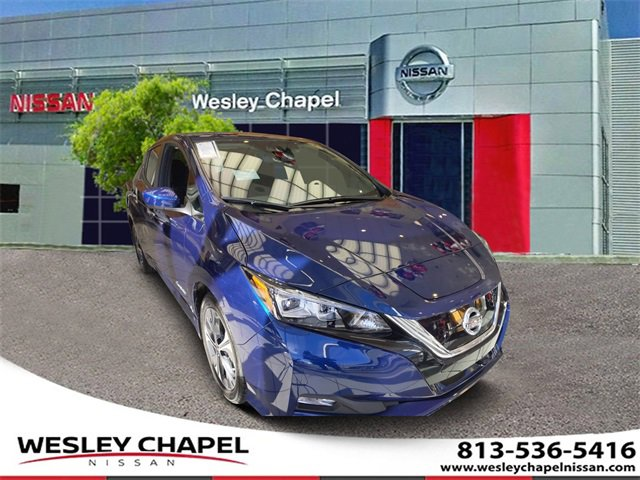 New 2019 Nissan LEAF in Wesley Chapel, FL
