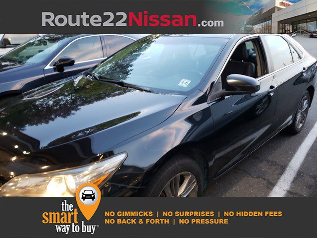 2016 Toyota Camry SE 4dr Sdn I4 Auto SE Regular Unleaded I-4 2.5 L/152 [2]