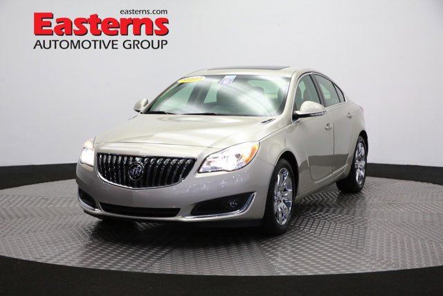 2016 Buick Regal Turbo 4dr Car