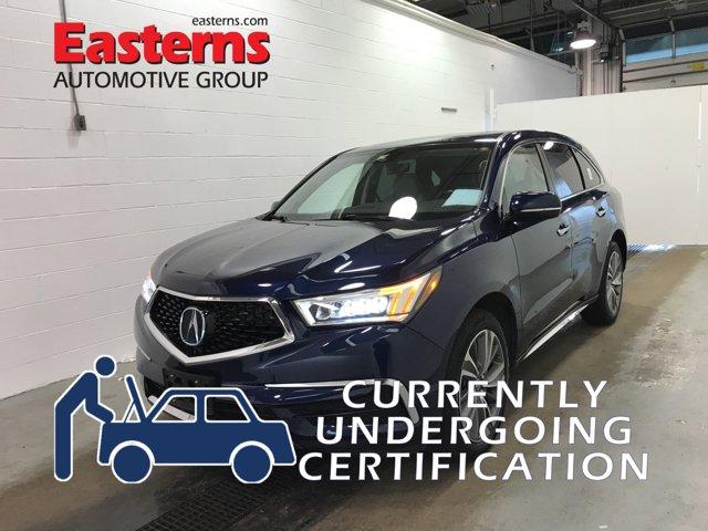 2017 Acura MDX Technology Sport Utility