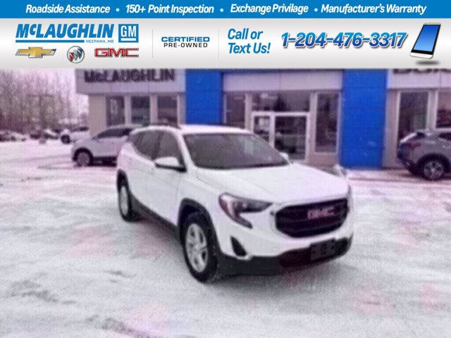 2019 GMC Terrain SLE AWD 4dr SLE Turbocharged Gas/E15 I4 2.0L/122 [17]