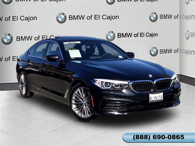 Used 2019 BMW 5 Series in Chula Vista, CA