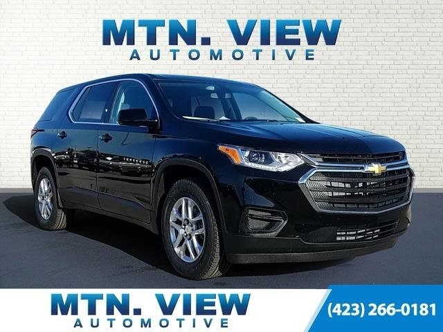 New 2020 Chevrolet Traverse in Chattanooga, TN