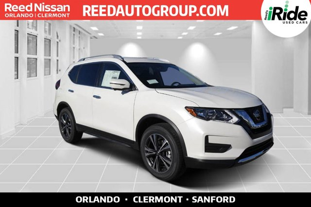 New 2020 Nissan Rogue in Clermont, FL