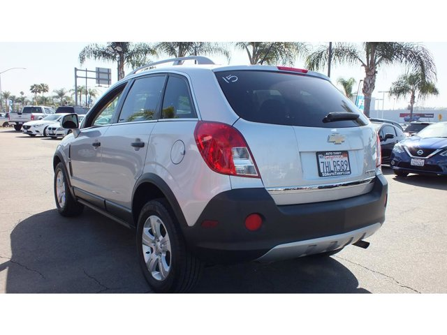 2014 Chevrolet Captiva LS