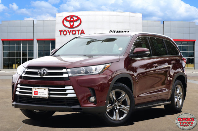 Used 2017 Toyota Highlander in Dallas, TX