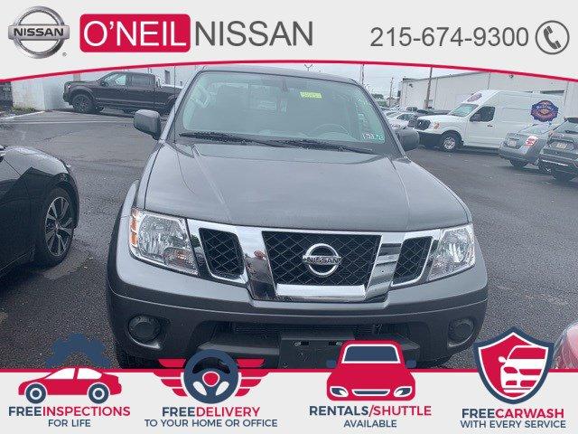 2019 Nissan Frontier SV  Regular Unleaded V-6 4.0 L/241 [1]