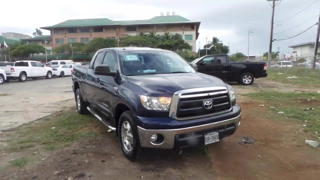 Used 2012 Toyota Tundra in Honolulu, Pearl City, Waipahu, HI