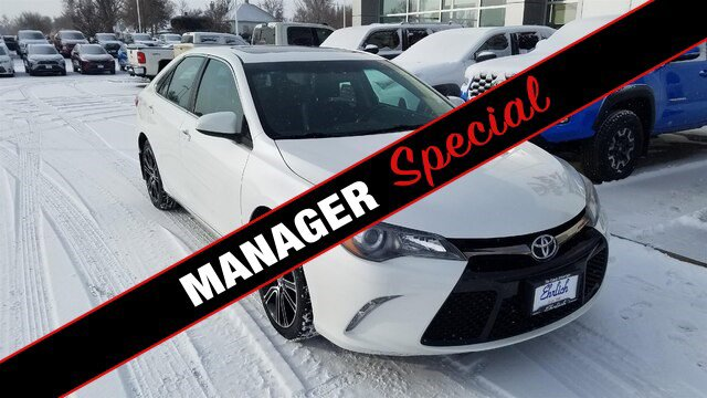 Used 2016 Toyota Camry in Greeley, CO
