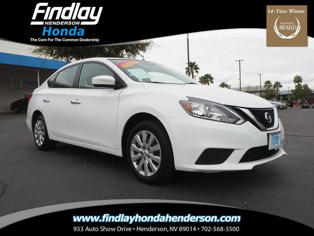 Used 2018 Nissan Sentra in Las Vegas, NV