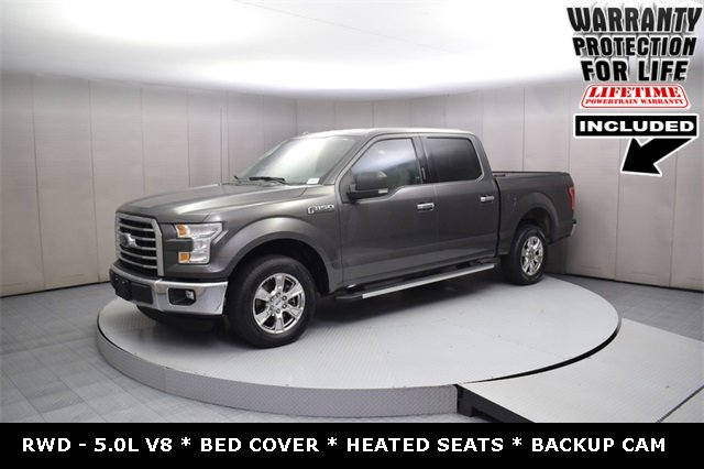 Used 2015 Ford F-150 in Sumner, WA