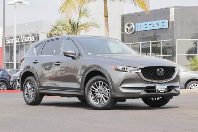 2020 Mazda CX-5 Touring Touring FWD Regular Unleaded I-4 2.5 L/152 [4]
