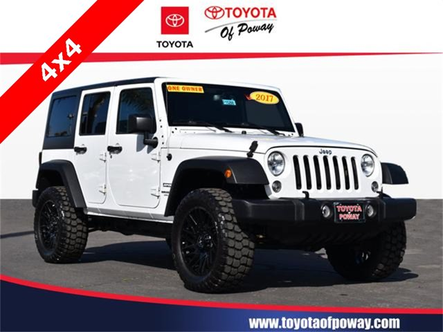 Used 2017 Jeep Wrangler Unlimited in , LA