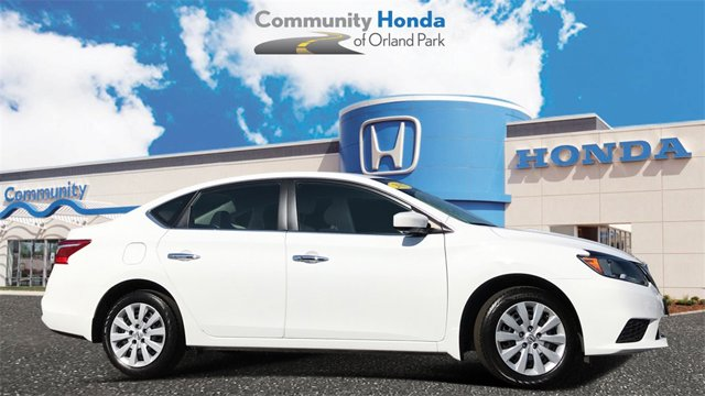 Used 2017 Nissan Sentra in Orland Park, IL