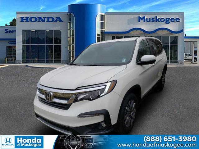 New 2019 Honda Pilot in Muskogee, OK