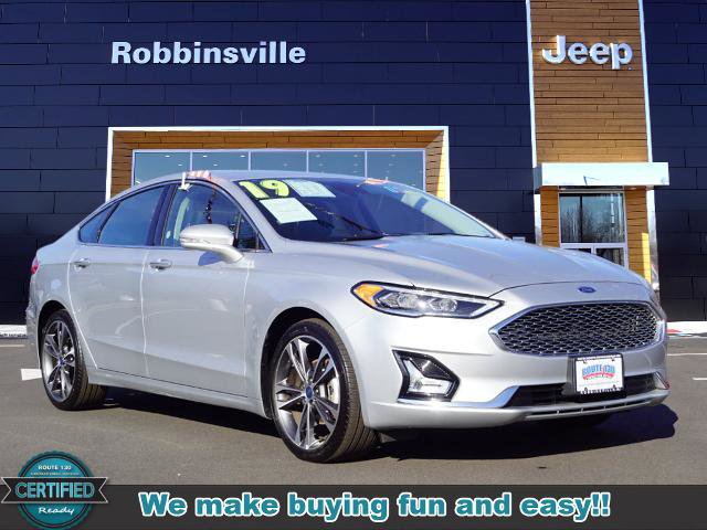 Used 2019 Ford Fusion in Little Falls, NJ