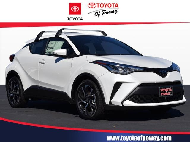 New 2020 Toyota C-HR in Poway, CA