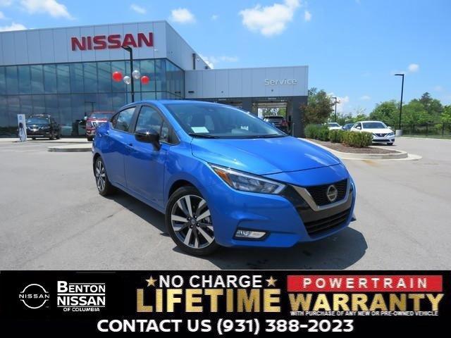 New 2020 Nissan Versa in Columbia, TN