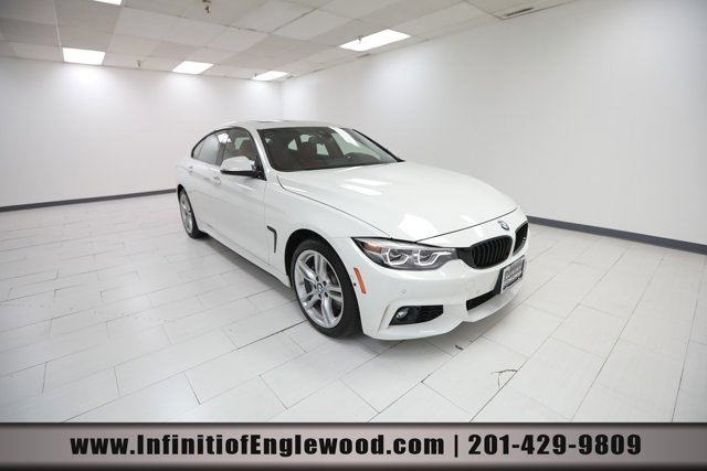 2018 BMW 4 Series 440i xDrive 440i xDrive Gran Coupe Intercooled Turbo Premium Unleaded I-6 3.0 L/183 [16]