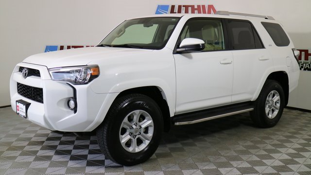 Used 2016 Toyota 4Runner in Abilene, TX