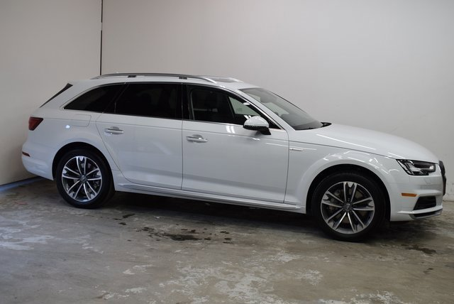 New 2019 Audi A4 allroad in Lynnwood, WA