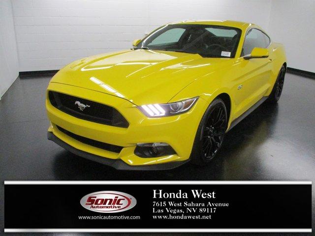 Used 2016 Ford Mustang in Las Vegas, NV