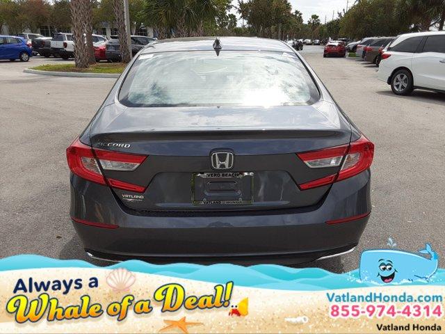 New 2020 Honda Accord Sedan in Vero Beach, FL