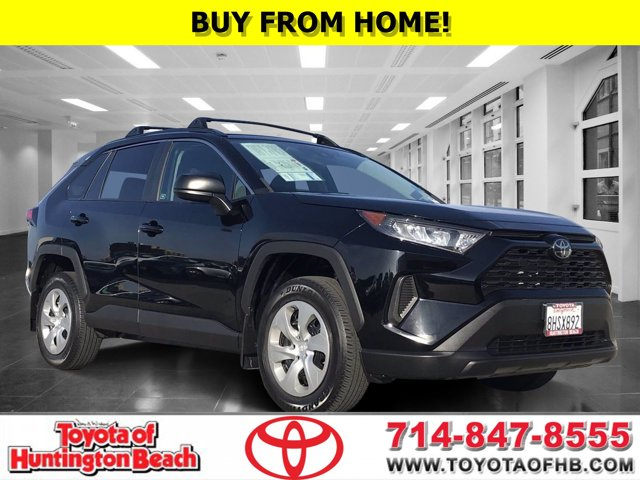 2019 Toyota RAV4 LE LE FWD Regular Unleaded I-4 2.5 L/152 [14]