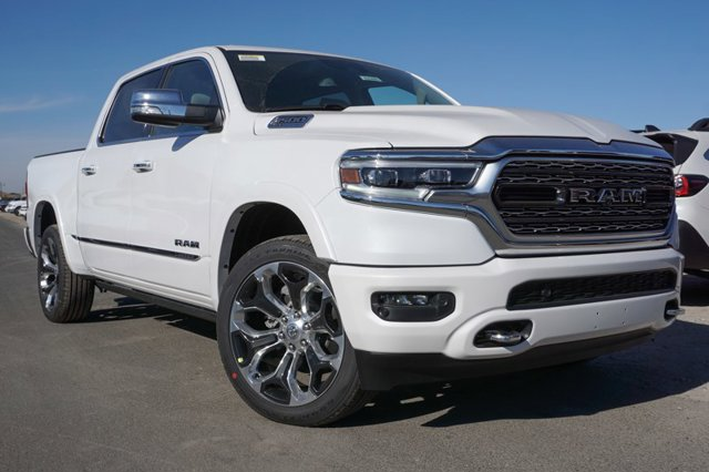 New 2021 Ram 1500 Limited 4x4 Crew Cab 5'7 Box