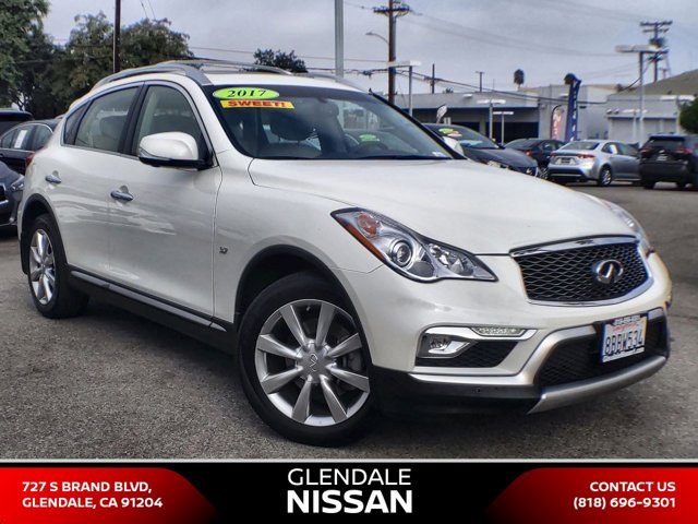 2017 INFINITI QX50 Base RWD Premium Unleaded V-6 3.7 L/226 [9]