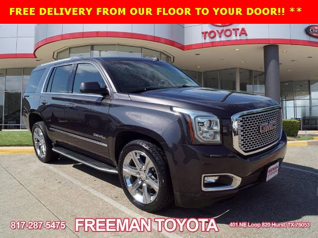 Used 2017 GMC Yukon in Hurst, TX