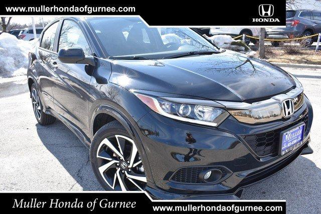 New 2019 Honda HR-V in Gurnee, IL