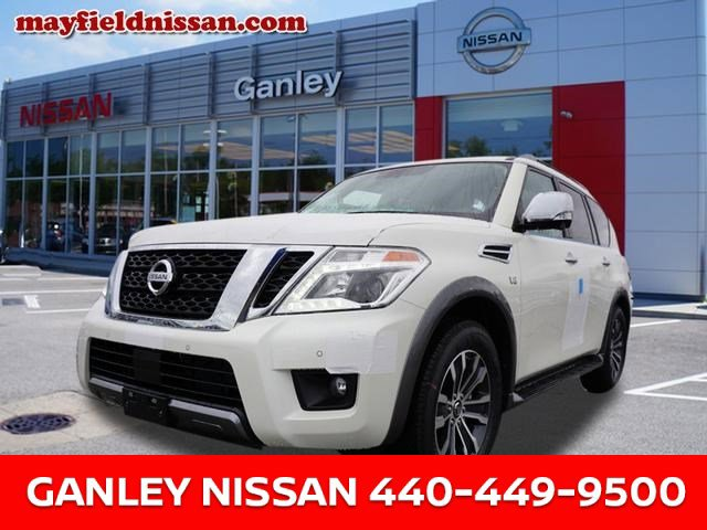 New 2020 Nissan Armada in Mayfield Heights, OH