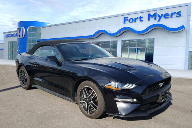 Used 2019 Ford Mustang in Fort Myers, FL